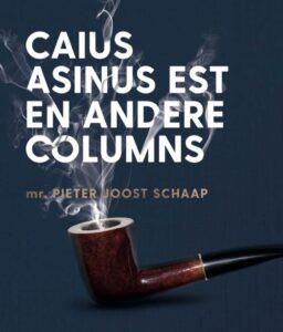 Columns Pieter Joost Schaap
